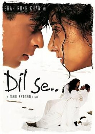 Dil Se.. - English release poster