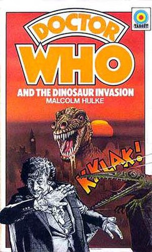 Invasion of the Dinosaurs - Image: Doctor Who and the Dinosaur Invasion