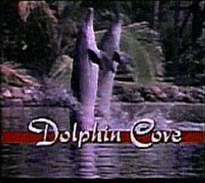 Dolphin Cove (TV series) - Title card from original run.