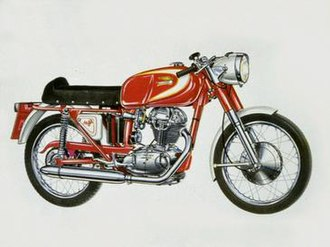 Ducati - Ducati Mach 1