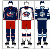 sports shoes fe322 2a259 Columbus Blue Jackets - Wikipedia