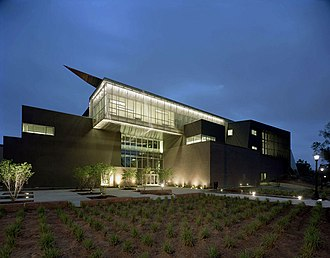 Colorado College - Edith Kinney Gaylord Cornerstone Arts Center at Colorado College