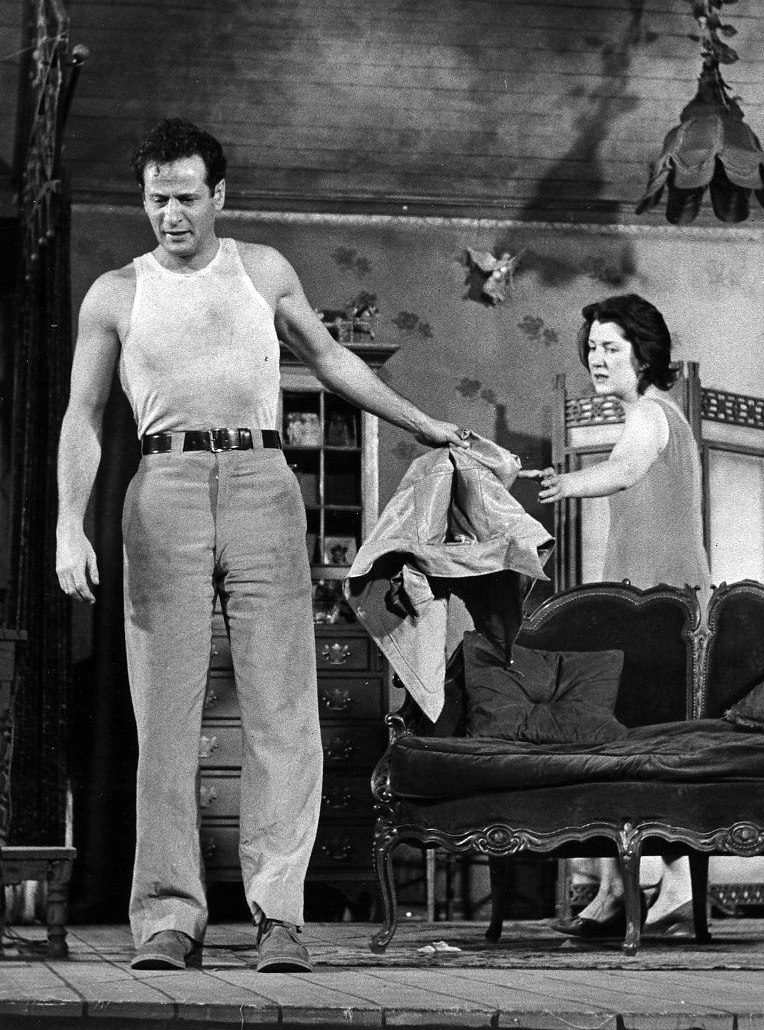 Eli Wallach and Maureen Stapleton - 1951