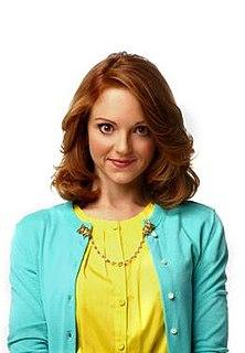 Emma Pillsbury Fictional character from the Fox series Glee