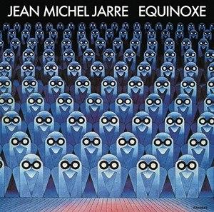 Équinoxe - Image: Equinoxe Jarre Album