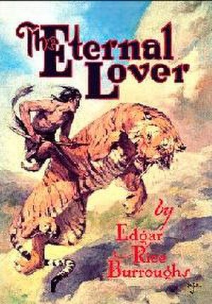 The Eternal Lover - Dust cover from the first edition of The Eternal Lover