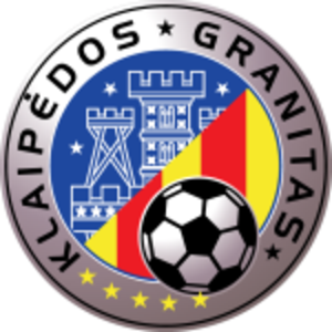 FK Klaipėdos Granitas - Image: FK Klaipėdos Granitas logo