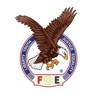 Fraternal Order of Eagles - Image: FOE Aerie Logo