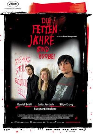 The Edukators - German film poster