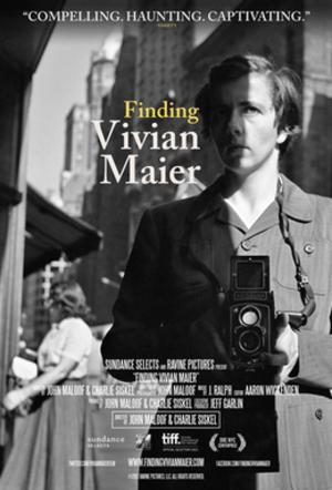 Finding Vivian Maier - Promotional poster