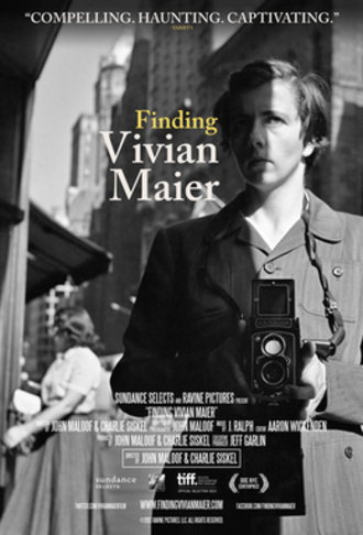 Finding Vivian Maier - Promotional poster