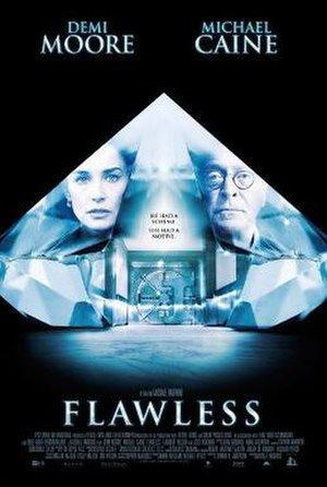 Flawless (2007 film) - Theatrical release poster