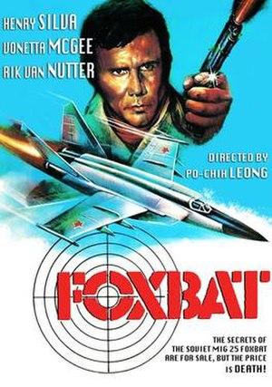 Foxbat (film) - Image: Foxbat (film)