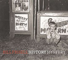 Bill Frisell- History, Mystery