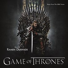 Game of Thrones (soundtrack) album cover