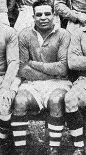 George Bennett (rugby) Wales international rugby league & union footballer