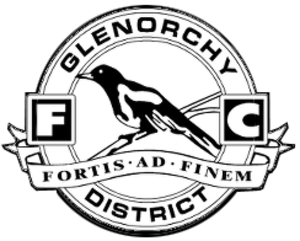 Glenorchy Football Club - Image: Glenorchy fc logo