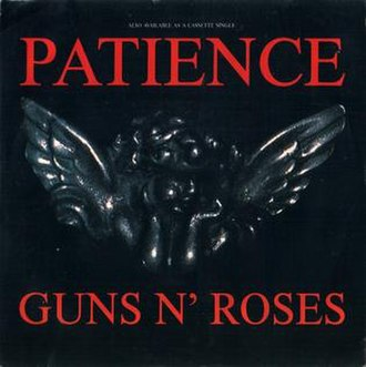 Patience (Guns N' Roses song) - Image: Gnr Patience