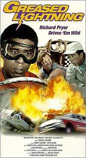 <i>Greased Lightning</i> 1977 film by Michael Schultz