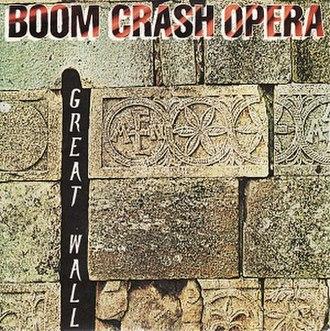 Great Wall (Boom Crash Opera song) - Image: Great Wall (Single Cover)