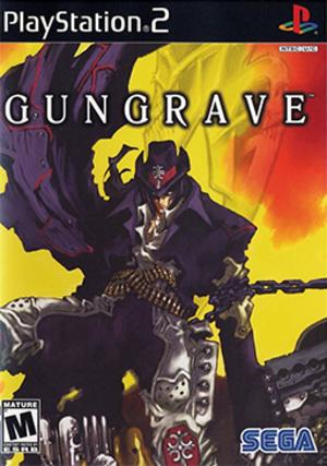 Gungrave - Image: Gungrave Coverart