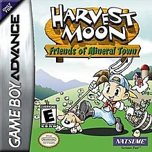 Harvest Moon Back To Nature Guide Book Bahasa Indonesia