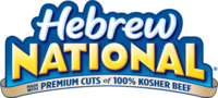 Current Logo of Hebrew National