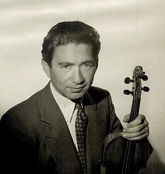 Henri Temianka - Henri Temianka, London, c.1932