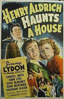 <i>Henry Aldrich Haunts a House</i> 1943 film