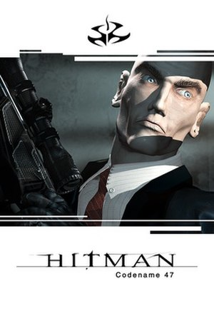 Hitman: Codename 47 - Image: Hitman artwork