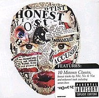 Honest album cover