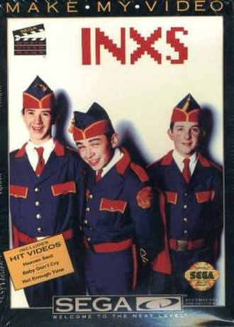 Make My Video - Image: INXS Make My Video Cover