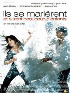 2004 French comedy drama movie directed by Yvan Attal