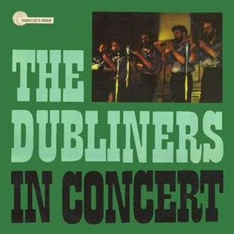 In Concert (The Dubliners album) - Image: In Concert (The Dubliners album)