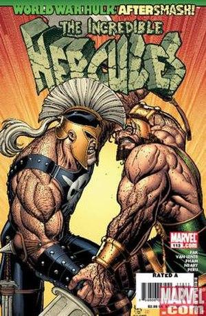 The Incredible Hercules - Image: Incredible Hercules 113