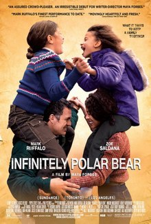 Infinitely Polar Bear full movie (2014)