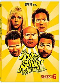 It s Always Sunny in Philadelphia Season 6 movie