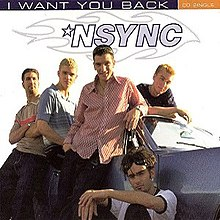 NSYNC - I Want You Back (studio acapella)