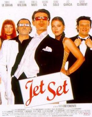 Jet Set (film) - Film poster