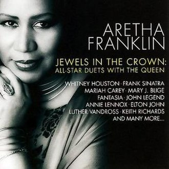 Jewels in the Crown: All-Star Duets with the Queen - Image: Jewels In The Crown All Star Duets With The Queen