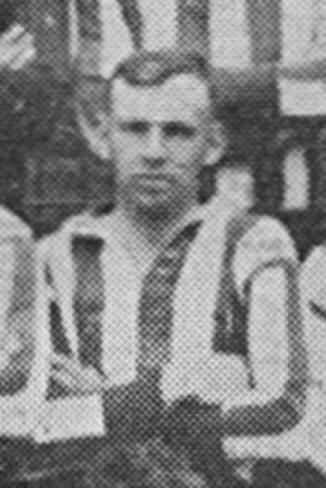 Jimmy Drinnan - Drinnan while with Brentford in 1927.