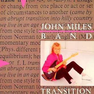 Transition (John Miles album) - Image: John Miles Transition