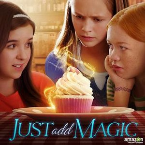 Just Add Magic (TV series) - Image: Just Add Magic Season One Promotional Poster