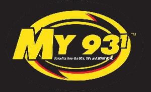 KHMY - Image: KHMY logo