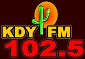 KKDY - Image: KKDY FM logo