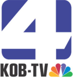 KOB - KOB logo, used from 1996 to 2010.