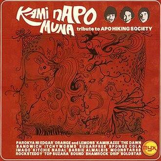 Kami nAPO Muna - Image: Kami n APO Muna album cover