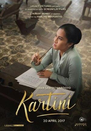 Kartini (film) - Image: Kartini poster