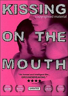 Kissing on the Mouth movie film poster.jpg