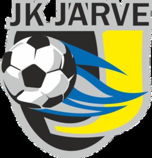 Kohtla-Järve JK Järve - Image: Kohtla Järve JK Järve logo